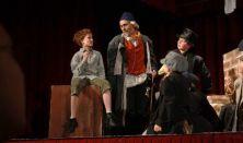 Dickens - L. Bart: Twist Oliver - A13 Színház