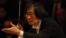 Kobayashi Ken-Ichiro és a Győri Filharmonikus Zenekar koncertje
