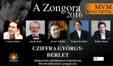 A Zongora – MVM Koncertek, Cziffra György bérlet: Koroljov, Volodin, Várjon D., Jandó J., Balázs J.