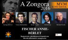 A Zongora – MVM Koncertek, Fischer Annie bérlet, Goode, Fray, Vladar, Kholodenko, Gyöngösi Ivette