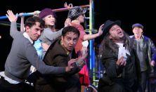 SOSE HALUNK MEG - musical