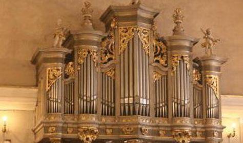 Belvárosi Orgonaestek a belvárosi Szent Mihály Templomban