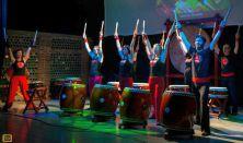 Tavaszhozó Japándob Koncert a TAIKO Hungary Együttessel