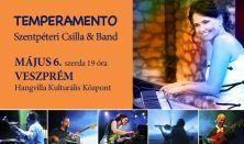 """Szentpéteri Csilla & Band – """"Temperamento"""" - Formabontó Klasszikusok"""