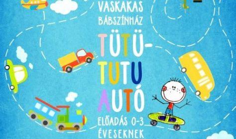Babaszinház - Tütü-tutu auto