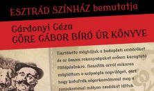 Gárdonyi Géza: Göre Gábor bíró úr könyve