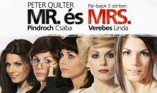 Peter Quilter: Mr. és Mrs.- prózai színpadi előadás