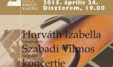 Horváth Izabella és Szabadi Vilmos koncertje