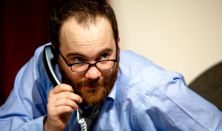 SZABÓ BORBÁLA: TELEFONDOKTOR - bohózat egy részben - a Manna Produkció előadása