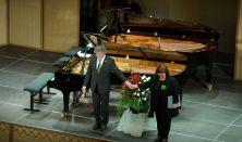 Hegedűs Endre és Katalin kétzongorás hangversenye, Schumann, Chopin, Brahms, Rachmanyinov
