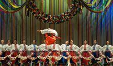 Virsky - Az Ukrán Állami Népi Együttes produkciója