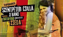 Szentpéteri Csilla & Band koncert
