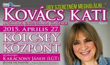 Kovács Kati Anyák Napi, Élőzenekaros Koncertje
