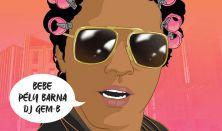 Uptown Funk - Bebe, Pély Barna + DJ Gem-B
