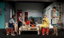 Neil Simon: A furcsa pár – női változat