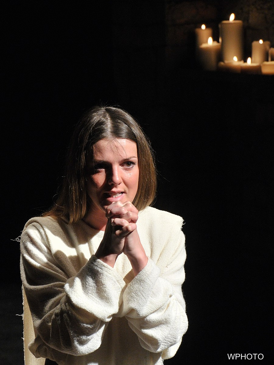 Az áldozat (Szt. Margit legendája)