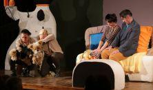 Bertalan és Barnabás - Aranyszamár Színház vendégelőadása