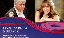 Hangverseny Ravel, de Falla és Franck műveiből