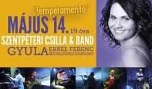 TEMPERAMENTO! Szentpéteri Csilla & Band koncertshow