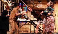 MICHAEL FRAYN: FÜGGÖNY FEL! - vígjáték két felvonásban - A Centrál Színház előadása
