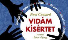 NOEL COWARD: VIDÁM KÍSÉRTET - valószínűtlen bohózat két felvonásban - A Játékszín előadása