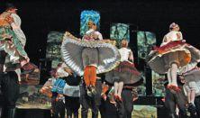 MONARCHIA - NÉPEK TÁNCZAI - táncjáték két részben - A Magyar Nemzeti Táncegyüttes előadása