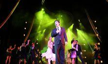 FRANK SINATRA - A HANG - egy életmű dalban és táncban -