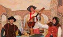Mátyás király vágyai / zenés történelmi színmű