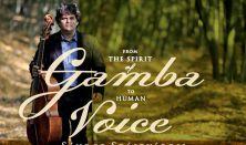 A Viola da Gamba lelke - Szászvárosi Sándor - Viola da Gamba lemezbemutató koncertje