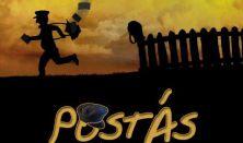 Szabadka Táncszínház: A postás