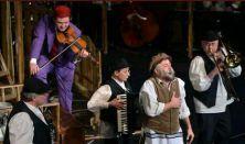 Hegedűs a háztetőn - musical