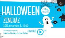 Halloween (koncert gyerekeknek, Zsibongó bérlet 1. előadása)