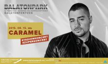 BALATONPARK / CARAMEL Koncert