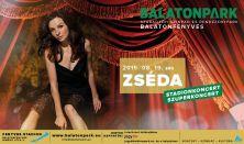 BALATONPARK / ZSÉDA  Popkoncert