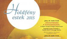 Holdfény Estek, Hegedűs Endre Chopin hangversenye