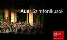 Auer Szimfonikusok Banda Ádám Csaba Péter