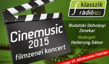 Cinemusic 2015, Budafoki Dohnányi Zenekar, Vez. Hollerung Gábor