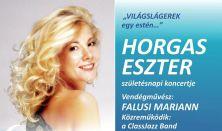 HORGAS ESZTER - születésnapi koncertje