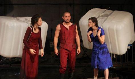 Kleist: Kohlhaas - Szkéné/Zsámbéki Színházi Bázis/MASZK