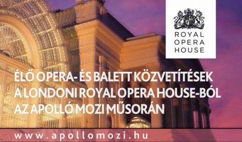 Verdi: Traviata  (élő operaközvetítés)