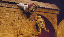 Fabók Mancsi: A székely menyecske meg az ördög