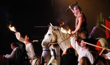 Sziget Színház DÓZSA GYÖRGY, A NÉP FIA családi musical - őszi bérlet 1. előadás