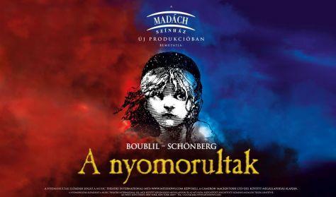 Les Misérables  A nyomorultak