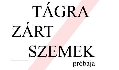 Dollár Papa Gyermekei: a TÁGRA ZÁRT SZEMEK próbája