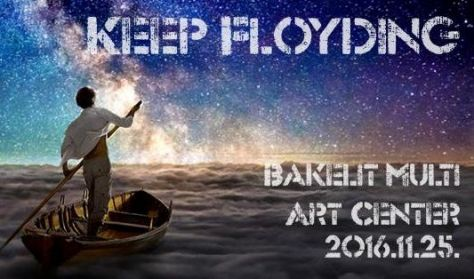 KeepFloyding: PinkFloydTribute koncert