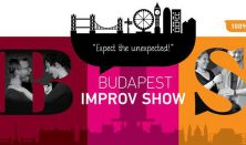Budapest Improv Show - Improv Comedy Show (in English)