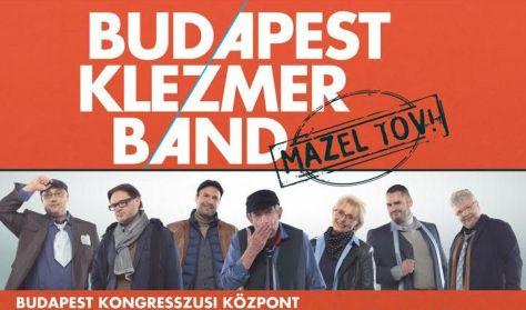 Budapest Klezmer Band újévi koncertje