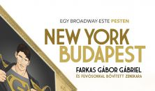 New York, Budapest - Gábriel