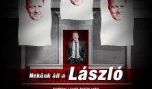 Nekünk áll a László - Hadházi László önálló estje, műsorvezető Bellus István