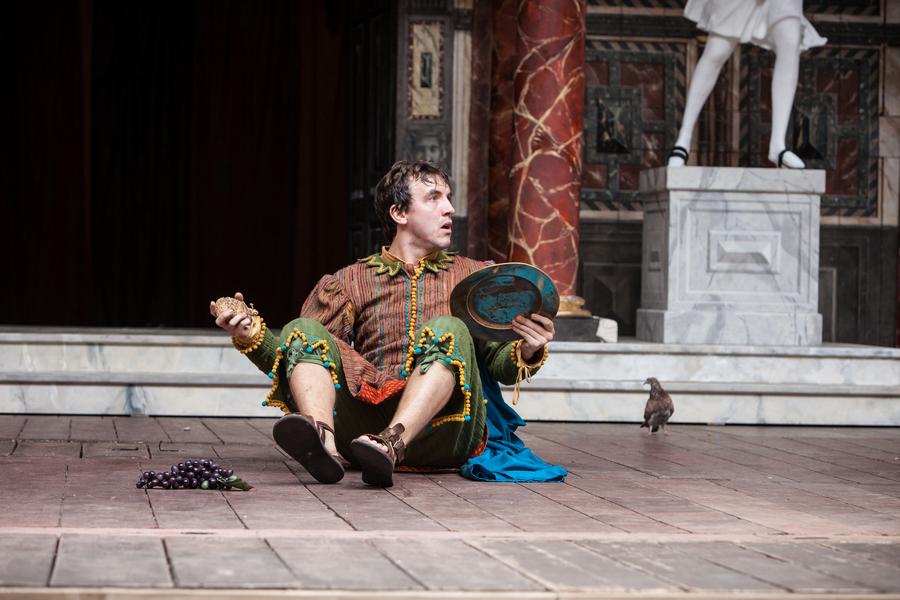GLOBE Shakespeare: Tévedések vígjátéka